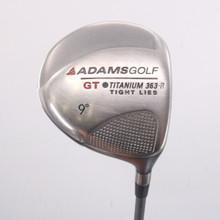 Adams GT Titanium 363 Driver 9 Degrees Graphite Stiff Flex Right-Handed 68476G