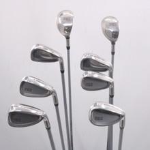 Adams IDEA Hybrid Iron Set 4-P,S Graphite Aldila Women's Ladies Flex 68601A