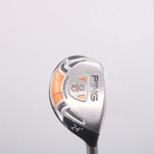 PING G10 Hybrid 24 Degree Graphite TFC 129 H Senior Flex Right-Handed 68635A