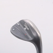 Titleist SM6 Jet Black Wedge 58 Degrees 58.04 Steel L Grind Right-Handed 68647A