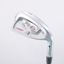 PING Anser Forged Individual 7 Iron Black Dot TFC 169 SR Senior Flex 68732A
