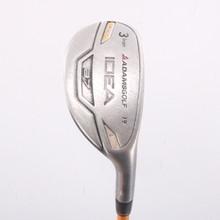 Adams Idea A7 3 Iron Hybrid 19 Degreees Axivcore Graphite Stiff Flex 68781G