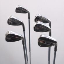 King Cobra F6 Iron Set 6-P,G Matrix Ozik 65Q4 Senior Flex Right-Handed 68770A