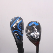 PING G30 3 Hybrid 19 Degrees TFC 419 SR Senior Flex Right-Handed 68822G