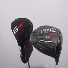 2019 PING G410 Plus Driver 10.5 Degrees Graphite Alta CB Stiff Flex 68850G