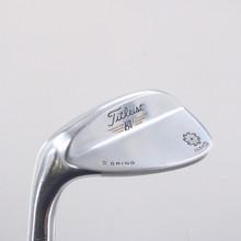 Titleist SM5 Tour Chrome Vokey Wedge 54 Degrees 54.10 Steel Left-Handed 68866G