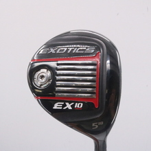 Tour Edge Exotics EX10 5 Fairway Wood 18 Deg Matrix Graphite Stiff Flex 68659D