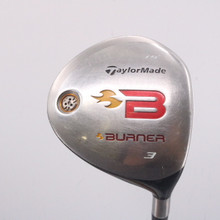 TaylorMade Burner High Launch 3 Fairway Wood 15 Deg REAX 49 Regular Flex 68914G