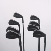2018 Titleist AP3 718 Black Iron Set 4-P,W48 True Temper AMT Black Stiff 68675D