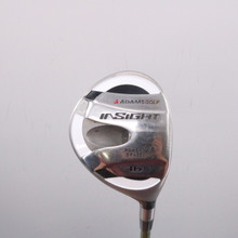 Adams Insight Fairway Wood 16.5 Deg Aldila Graphite Stiff Flex 68929G