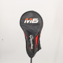 2019 TaylorMade M6 Rescue Hybrid Cover Headcover Only HC-2392W
