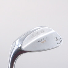 Cleveland 588 RTX Tour Satin Wedge 58 Degree 58.6 Steel Shaft Left-Handed 68983G