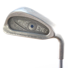 Ping EYE 2 Individual 4 Iron Blue Dot Steel Shaft Stiff Right-Handed 56566D