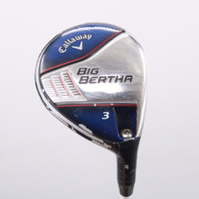 Callaway Big Bertha 3 Wood 15 Degrees Fubuki Senior Right-Handed 69079G