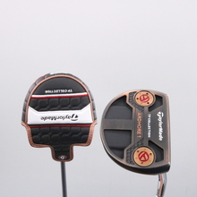 TaylorMade TP Collection Black Copper Ardmore 1 Putter 35 Inches Headcver 68697D