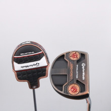 TaylorMade TP Collection Black Copper Ardmore 1 Putter 33 Inches Headcver 68698D