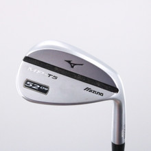 Mizuno MP T5 White Satin Wedge 52 Degrees 52.09 Dynamic Gold Right-Handed 68701D
