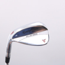TaylorMade Milled Grind Satin Chrome Wedge 56 Degrees LB 09 Left-Handed 68722D
