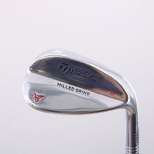 TaylorMade Milled Grind Satin Chrome Wedge 58 Degrees SB 11 Dynamic Gold 69000D