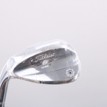 Titleist Vokey SM7 Tour Chrome Wedge 58 Degrees 58.12 D Grind Left-Handed 69013D