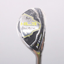 Tour Edge Women's Hot Launch HL3 5 Hybrid 25 Degrees Graphite Ladies Flex 69043D