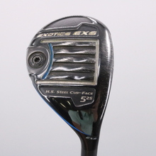 2019 Tour Edge Exotics EXS 5 Hybrid 25 Degrees Tensei Blue Senior Flex 69315D