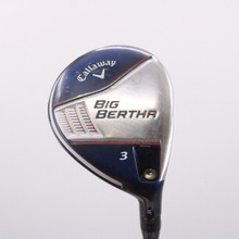Callaway Big Bertha 3 Wood 15 Degree Fubuki Stiff flex Right-Handed 69441G