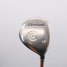 Cleveland Launcher 5 Fairway Wood 19 Degrees Graphite Gold Stiff Flex 69473G