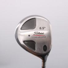 Titleist 975D Titanium Driver 8.5 Degrees Graphite Stiff Flex 69612G