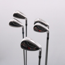 Adams A3OS IDEA Hybrid Iron Set 7-P,G Graphite Senior Flex Right-Handed 69614G