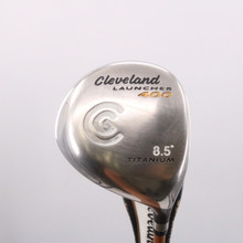 Cleveland Launcher 400 Driver 8.5 Degrees Graphite Gold X-Stiff Flex 69809G