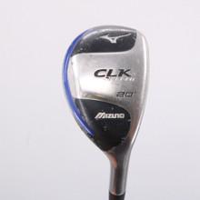 Mizuno CLK Fli-HI Hybrid 20 Degrees Steel Shaft Stiff Flex Right-Handed 69858G