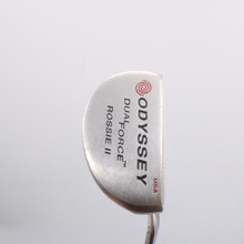 Odyssey Dual Force Rossie II Putter 33 Inches Steel Right-Handed 69873G