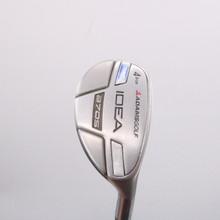 Adams Idea A7OS 4 Iron Hybrid Grafalloy Graphite Regular Flex Right-Hand 70014W
