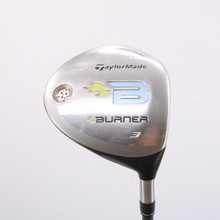 TaylorMade Burner High Launch 3 Fairway Wood 15 Deg REAX 49 Ladies Flex 70153G