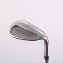 TaylorMade SuperSteel Burner L Lob Wedge Steel Stiff Flex Right-Handed 70088W
