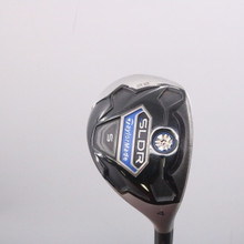 TaylorMade SLDR S 4 Rescue 22 Degrees Graphite Speeder 72 Stiff Flex 70201G