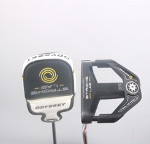 Odyssey Stroke Lab Bird Of Prey Putter 35 Inches Left-Handed Headcover 70211G