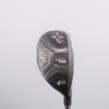 Tour Edge Exotics CB4 Tour 4 Hybrid 22 Degrees Graphite Regular Flex 70223G