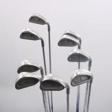 Ping EYE2 Iron Set 2-W Black Dot Steel ZZ-Lite Shaft Stiff Flex 70229G