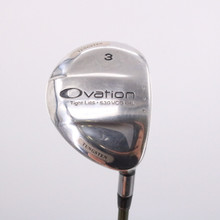 Adams Tight Lies Ovation 3 Wood Aldila Shaft Regular Flex Right-Handed 70271G