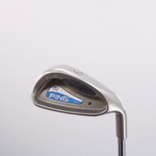 Ping G2 Individual 9 Iron Black Dot Steel Shaft Stiff Flex Right-Handed 70714W