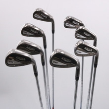 Adams IDEA Black CB3 Forged 4-P,G Iron Set KBS Steel Regular Flex 70326G
