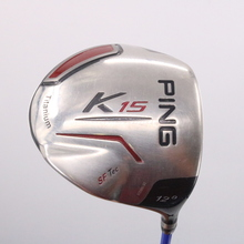 PING K15 SF Tec Driver 12 Degrees Right-Handed HEAD ONLY Broken Shaft 70342G