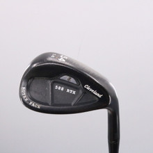 Cleveland 588 RTX CB Black Pearl Wedge 54 Deg 54.14 Steel Right-Handed 70761W