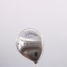 Callaway Big Bertha 7 Fairway Wood Degrees Gems 55w Womens Ladies Flex 70470G