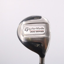 TaylorMade 300 Series 7 Wood 20 Degrees Graphite Regular Flex 70493G