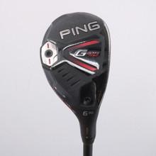 PING G410 6 Hybrid 30 Degrees Alta CB Graphite Regular Flex Right-Handed 70562G