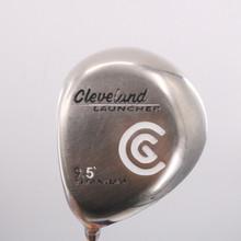 Cleveland Launcher Titanium Driver 9.5 Deg Graphite Stiff Flex Left-Hand 70869W