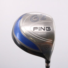 PING G2 460cc Driver 10 Degrees ProLaunch Blue Stiff Flex Right-Handed 70930W